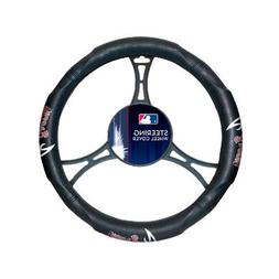 MLB Atlanta Braves Car Truck Suv Synthetic Leather Steering