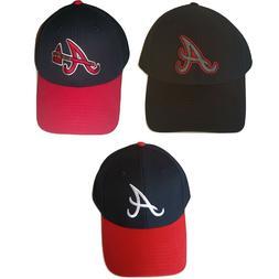 MLB Atlanta Braves Hat Adjustable Cap by Fan Favorite '47