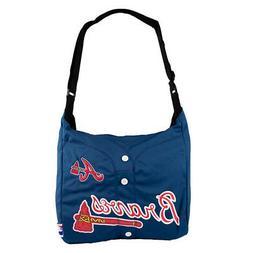 MLB Atlanta Braves Jersey Tote Bag, NEW