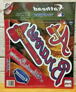 MLB Atlanta Braves Fathead Logo Decal