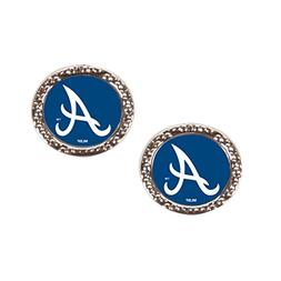 MLB Atlanta Braves Post Earring