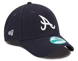 MLB Atlanta Braves Road The League 9FORTY Adjustable Cap, On