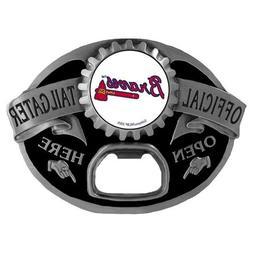 MLB Atlanta Braves Tailgater Buckle