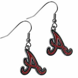 MLB Atlanta Braves Dangle Earrings