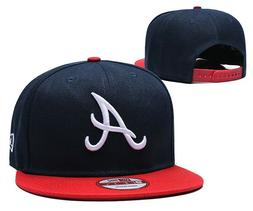MLB Baseball Cap Hats - Atlanta Braves