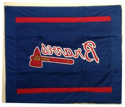 Atlanta Braves MLB Classic Pillow Sham