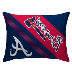 "MLB Plush Bed Pillow 20"" x 26"""