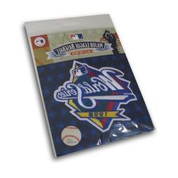 MLB World Series Logo Patch MLB Team: New York Yankees - 199