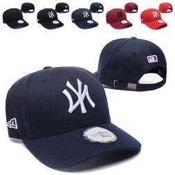Retro New York Yankees Baseball Cap Embroidered NY Cotton Ha